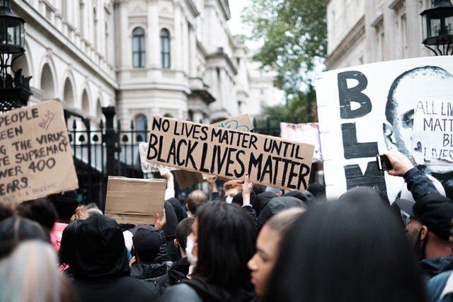 Black Lives Matter protest | black lives