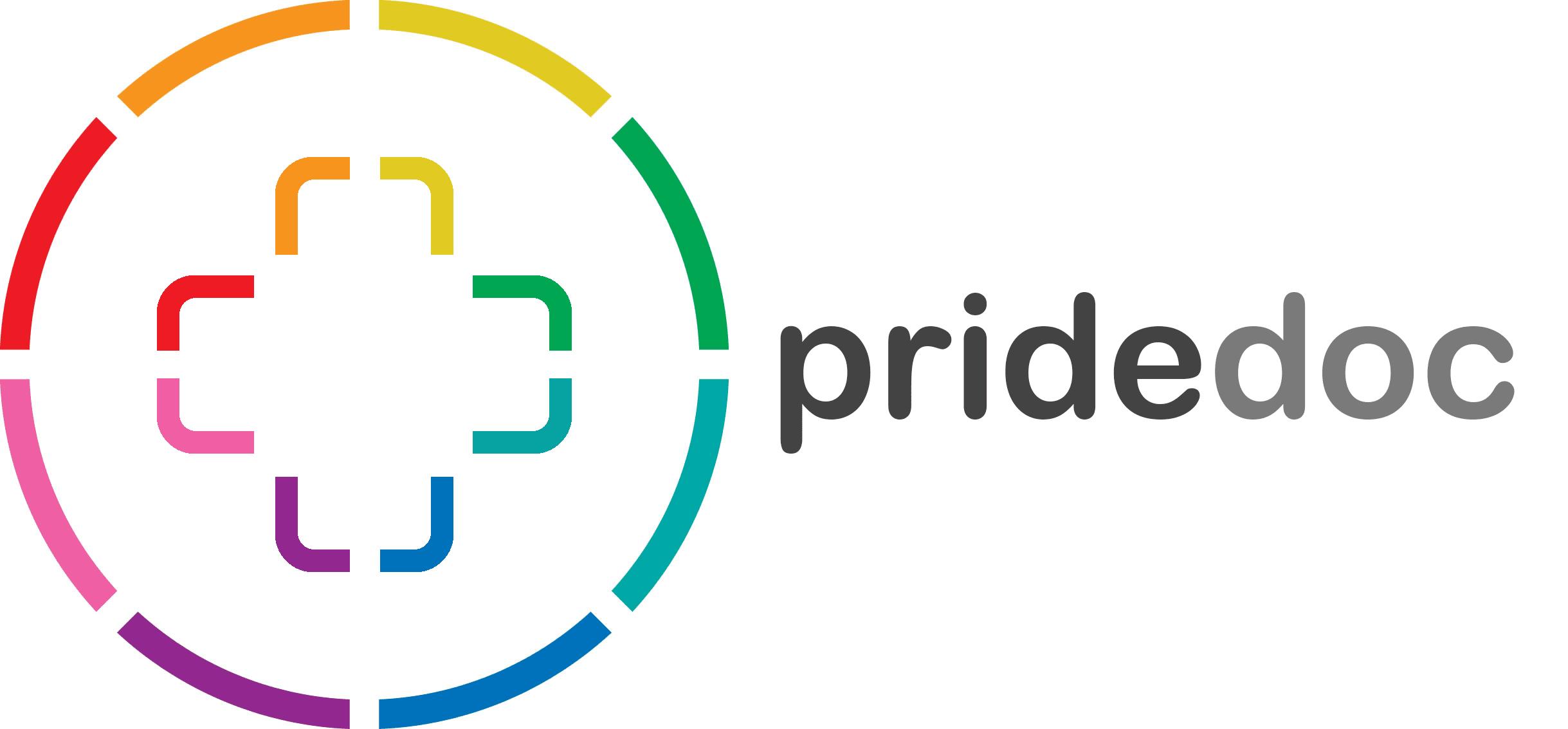 Logo for PrideDoc