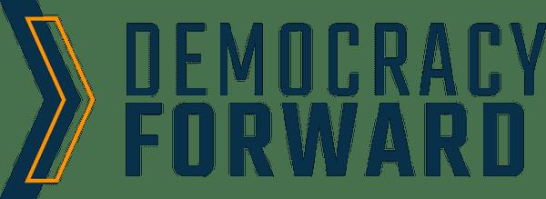 Democracy Forward Logo