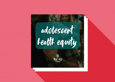 Adolescent Health Equity