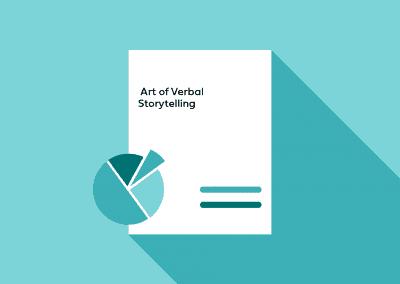 The Art of Verbal Storytelling