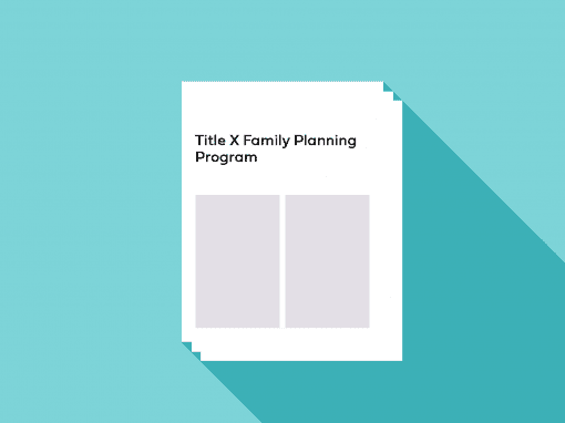 Title X Family Planning Program