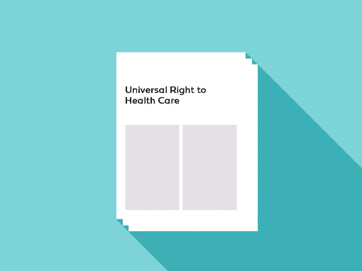 Universal Right to Health Care