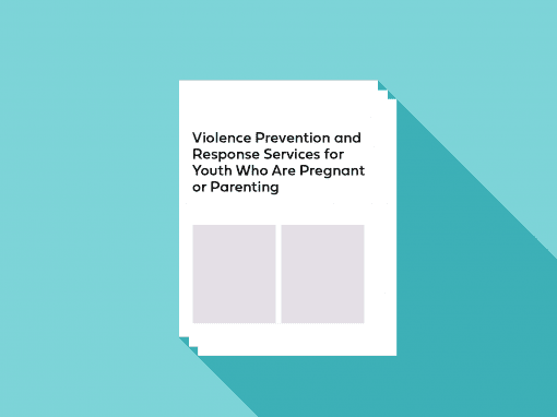 Violence Prevention and Response Services for Youth Who Are Pregnant or Parenting