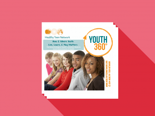 Youth 360°: How & Where Youth Live, Learn, & Play Matters (Presentation)