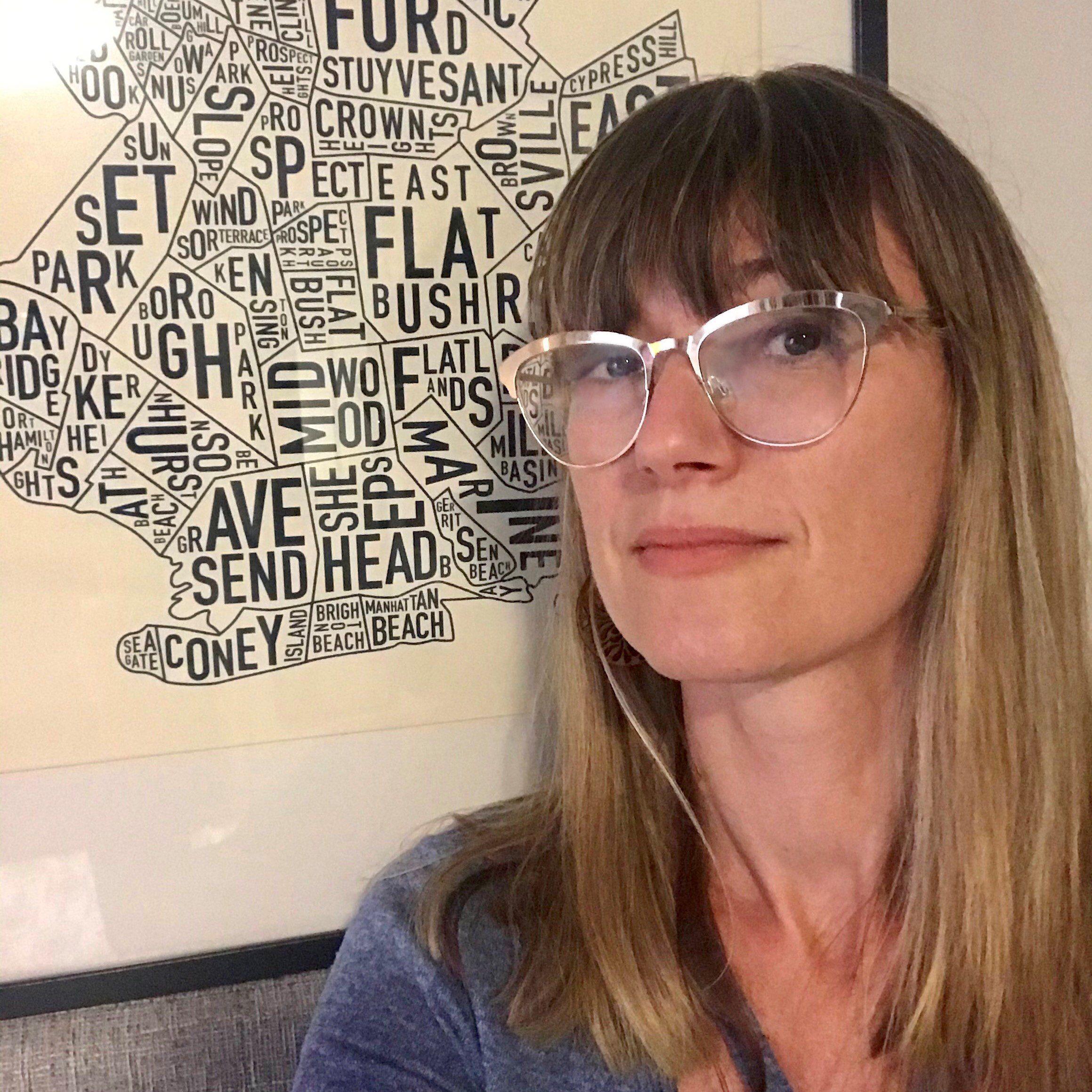 headshot of Ellen Friedrichs